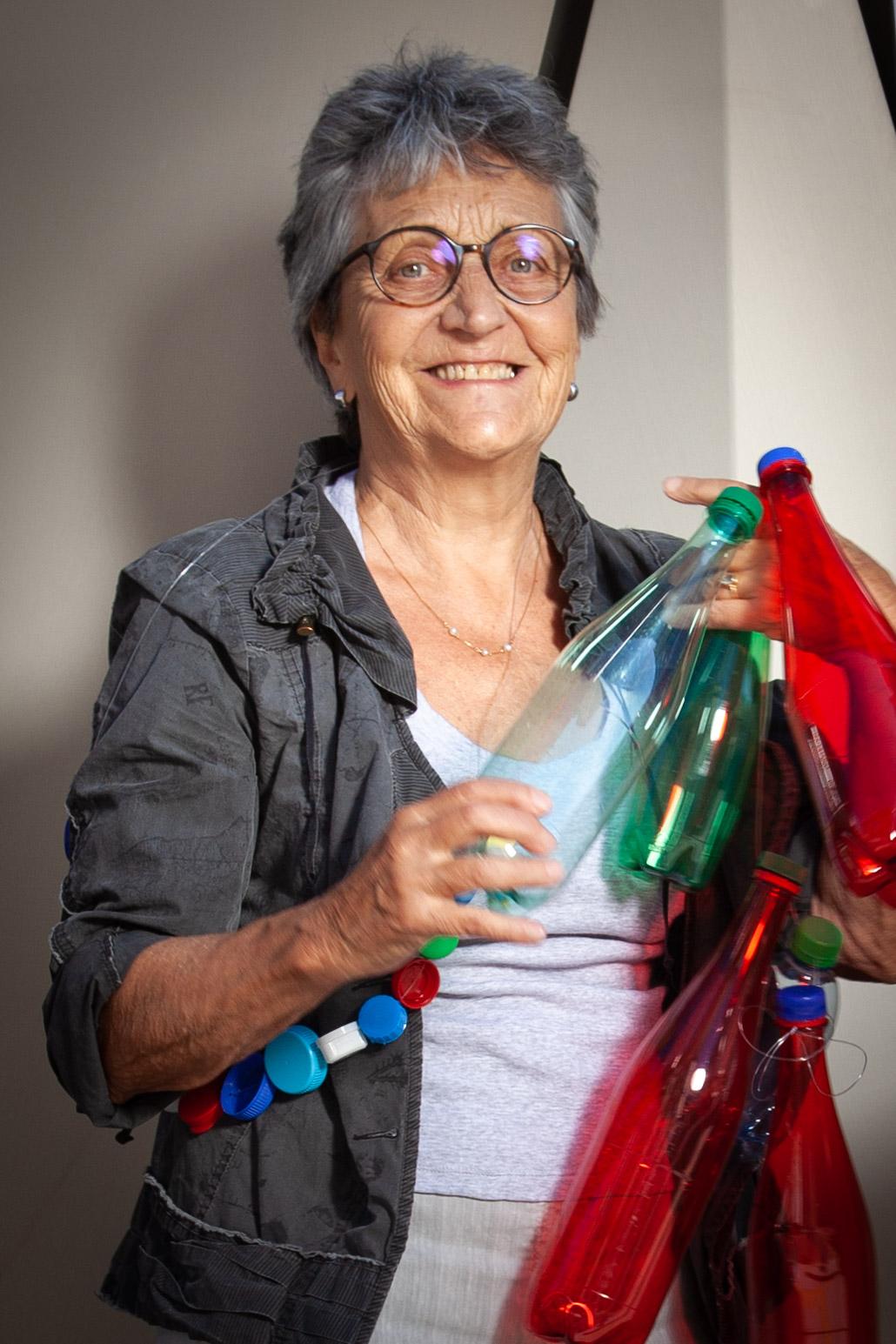 Catherine Froidevaux: initiatrice du projet Jeux Coopératifs ateliers et anniversaires