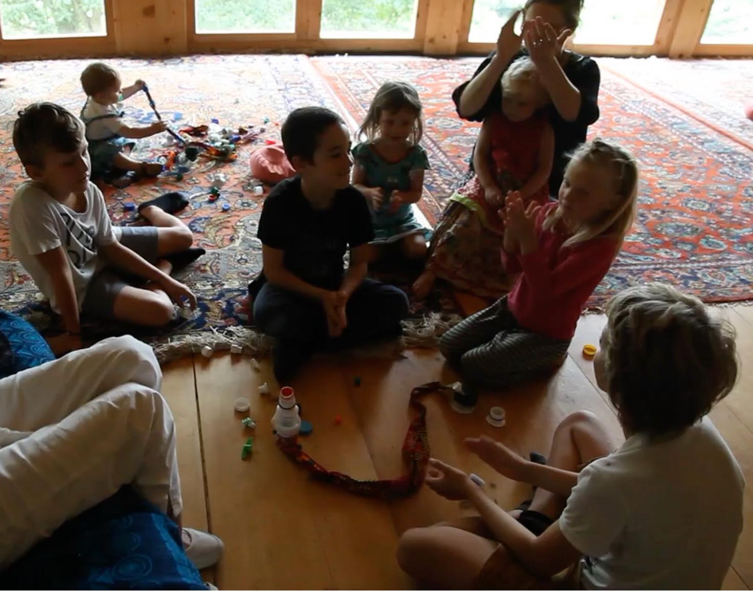 Atelier Jeux Coopératifs